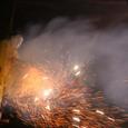 12芸題「鯉の滝のぼり」