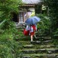 01明円寺(みょうえんじ)の石段